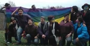 گردهمایی زنان لزبین ایرانی