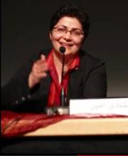 شادی امین - بنیاد پژوهش های زنان ایران