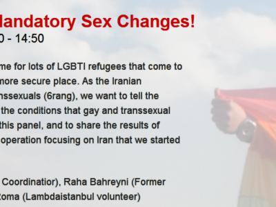 حضور همجنسگرایان و ترنسجندرهای ایرانی در جشن پراید استانبول