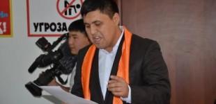 """رهبر جنبش ملی قزاقستان: «افراد همجنسگرا را می توان از طریق تست """"فساد"""" در خون شناسایی کرد.»"""