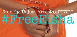 ایشا لاو را آزاد کنید، یک زن ترنس به دلیل دفاع شخصی در برابر مهاجمین ترنس ستیز با اتهام قتل عمد بازداشت شد