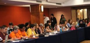 کنفرانس جهانی ایلگا، ۲۰۱۴، گزارش روز دوم