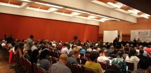 گزارش کنفرانس جهانی ایلگا ۲۰۱۴-مکزیکوسیتی(روز سوم)