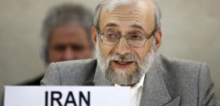 بیانیه مطبوعاتی شش رنگ درباره اظهارات محمد جواد لاریجانی در ژنو: ایران به سرکوب همجنسگرایان افتخار می کند