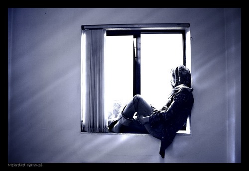 تنهایی_دانشجو