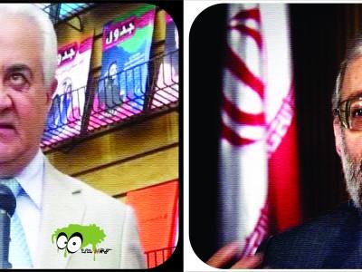 """جواد لاریجانی و فرهنگ هولاکویی """"کپک برتر"""" را از آن خود کردند"""