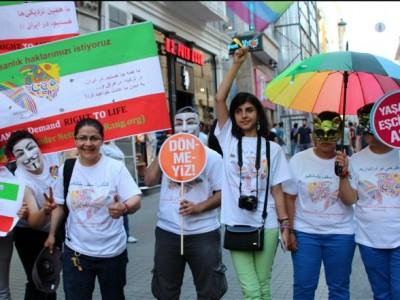استانبول، مراسم پرایدی که برگزار شد (نشد)