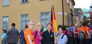 شش رنگ و حضور در بزرگترین رخداد جامعه ال جی بی تی کیو در اروپا