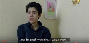 بیان هویت جنسیتی جرم نیست: ششرنگ شهادت آکان را منتشر کرد