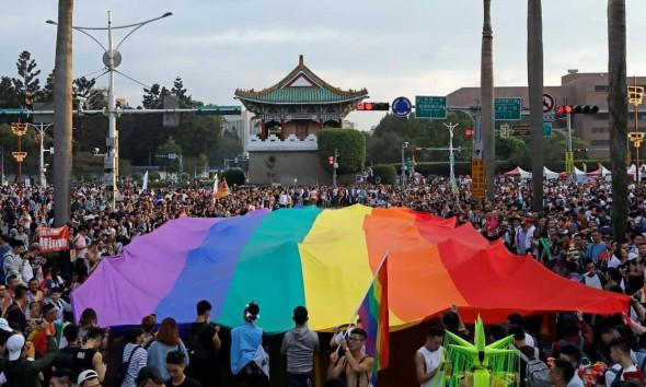 گی پراید تایوان ۲۰۱۷