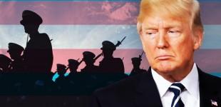 فرمان ترامپ برای منع خدمت افراد ترنسجندر در ارتش متوقف شد