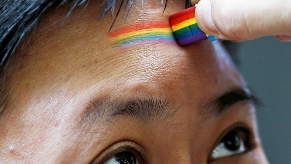 چین همجنسگرایان