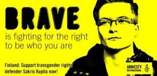 کارزار یک ترنس علیه قانون عقیمسازی اجباری در فنلاند