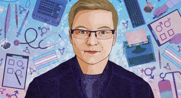 ساکریس کوپیلا مدافع حقوق ترنسجندر در فنلاند - Amnesty International