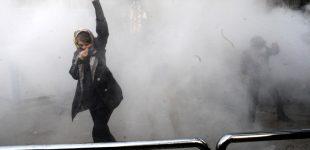 در حمایت از خیزش مردمی ایران