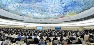 دفاع از اصل برابری فارغ از گرایش جنسی در شورای حقوق بشر