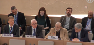 ایران بار دیگر نقض حقوق اقلیتهای جنسی را انکار کرد