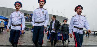 ۳۰۰ شبهنظامی مامور جلوگیری از بوسه همجنسها در جام جهانی روسیه