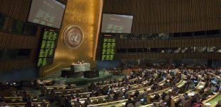 مجمع عمومی سازمان ملل قطعنامه نقض حقوق بشر در ایران را تصویب کرد