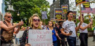 ممنوعیت خدمت ترنسجندرها در ارتش آمریکا