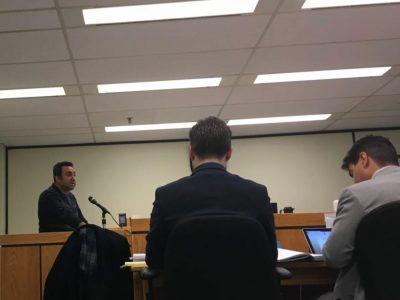 انتشار حکم فارسی محکومیت آرشام پارسی در اولین سالروز دادگاه تورونتو