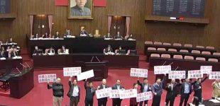مبارزه برای حق ازدواج همجنسها در تایوان وارد فاز جدیدی شد