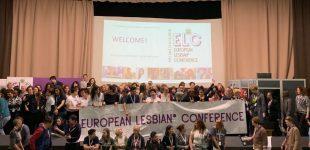 برگزاری کنفرانس اروپایی لزبینها در کیف