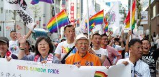 برگزاری بیست و پنجمین رژه افتخار توکیو