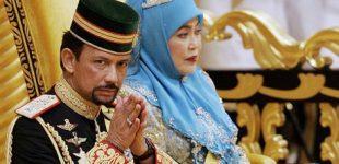 مجازات سنگسار برای همجنسگرایان در برونئی