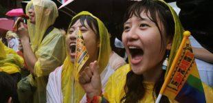 قانونی شدن اتحاد مدنی همجنسها در پارلمان تایوان