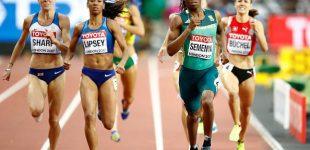 شرکت زنان اینترسکس در رقابتهای دو و میدانی منوط به هورموندرمانی است