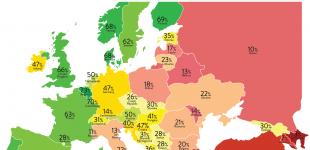 گزارش سالانه ایلگای اروپا از وضعیت حقوق اقلیتهای جنسی