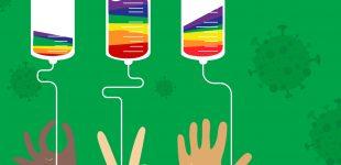 شیوع کرونا و درخواست ۵۰۰ پزشک و محقق برای رفع محدودیت اهدای خون مردان همجنسگرا در ایالات متحده