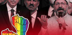 مقاومت جامعه ال جی بی تی ترکیه در برابر نفرتپراکنی دولتی