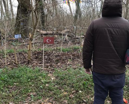 سه پناهجوی ال جی بی تی آی ایرانی از شرایط مرگبار خوددر میان مرزهای ترکیه و یونان میگویند